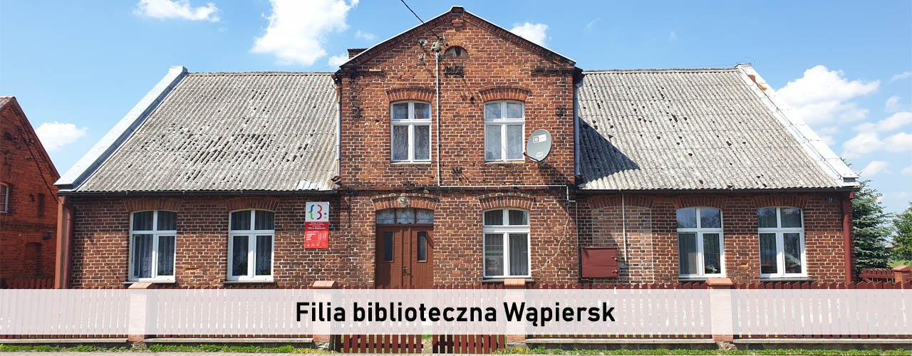 Filia biblioteczna Wąpiersk