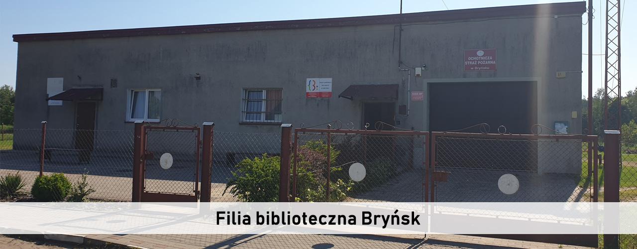 Filia biblioteczna Bryńsk