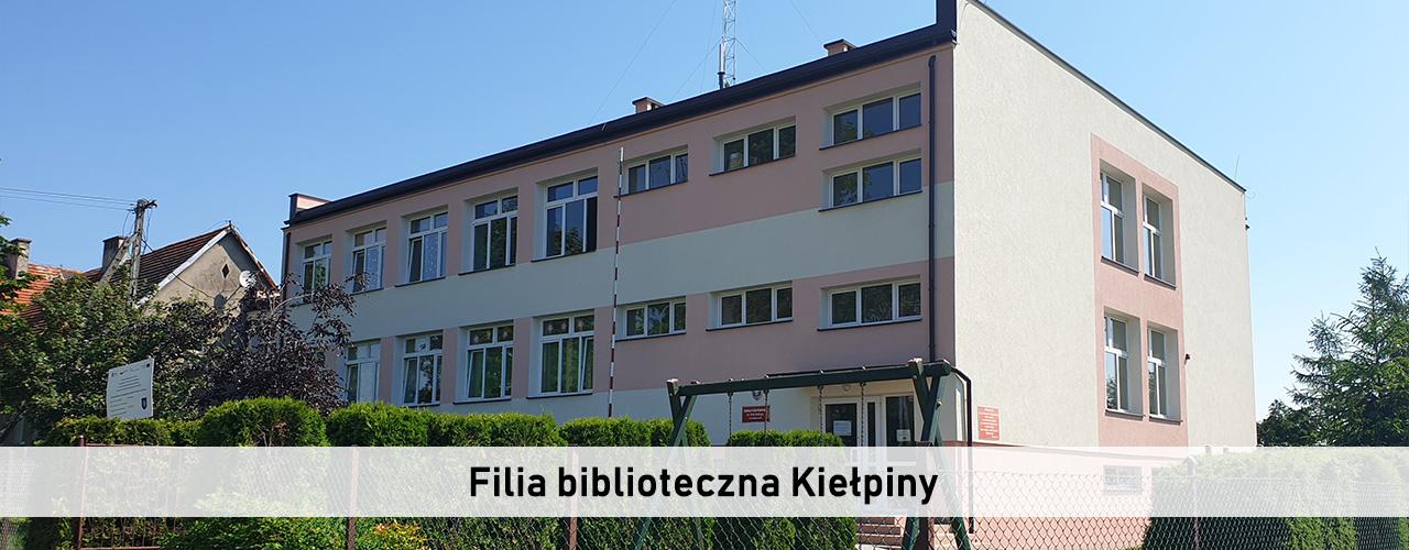 Filia biblioteczna Kiełpiny