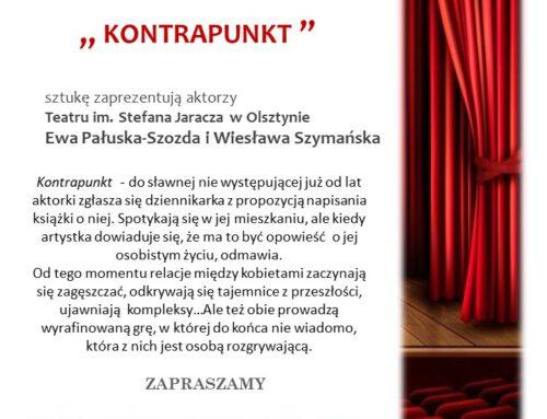 Teatr przy stoliku – Kontrapunkt.